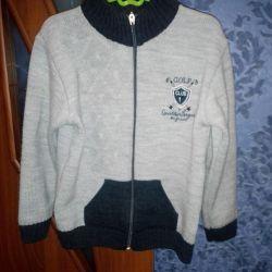 Warm jacket second-hand