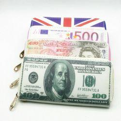 Гаманці Долар і Євро