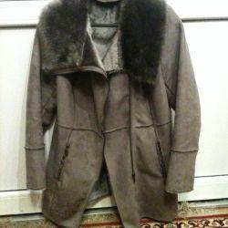 Sheepskin coat Zarina