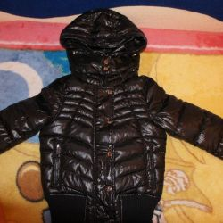 Ceket siyah aşağı Sela