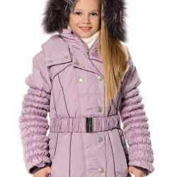 Bir kız için ceket.