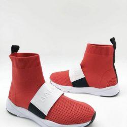 Ανδρικά παπούτσια 👟 Balmain
