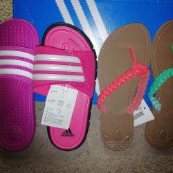 Нове взуття Adidas адідас