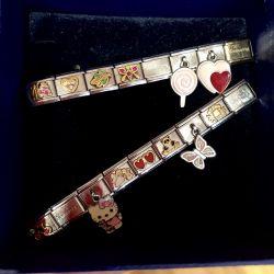 Links to the bracelet Nomination original