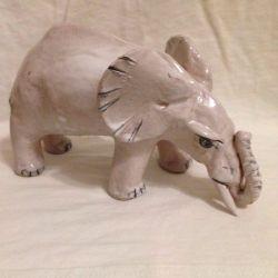 Elefant ceramic