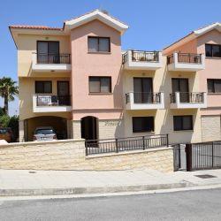 Două dormitoare Etaj Apartament în Pissouri, Li