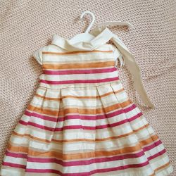 Festive dress for 1.5-2.5 years old Petit Italy
