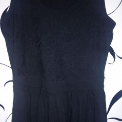 Dress up the top with lace