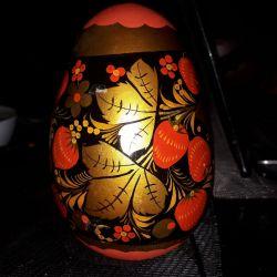 Ξύλινο αυγό