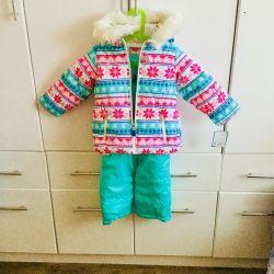 Комплект зимний Carter's новый