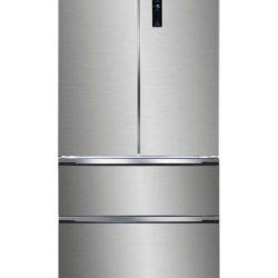 Ψυγείο GiNZZU NFK-570X Χάλυβας