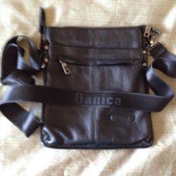 Τσάντα DANICA νέο δέρμα