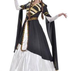 Kostüm Gürcüce (kira)