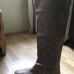 Τουρκικές καλοκαιρινές μπότες