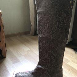 Turkish summer boots