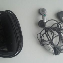 Φόρτιση της Sony Ericsson