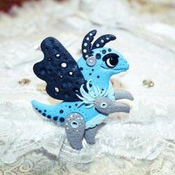 Dragon Brooch🦖