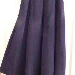 New dark blue skirts 44-46 and 46-48