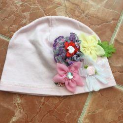 Pălărie de vară pentru o fată