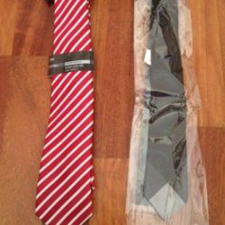 I will sell men's BR and M & Spencer ties