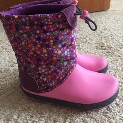 Παιδικές μπότες Crocs j2 (33-34r)