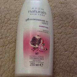 shampoo, hydration and color