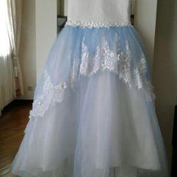 Κομψό φόρεμα διακοπών 7-9 ετών