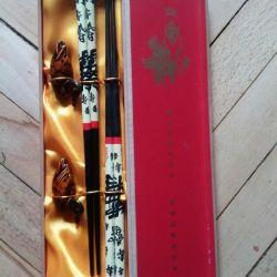 Set cadou pentru fericire bastoane chinezești