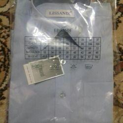 новая рубашка р32