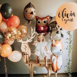 Animals! Balloons