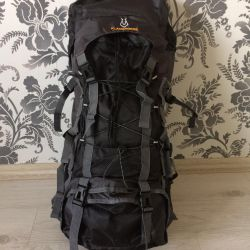 Backpack tourist FlameHorse 60 liters