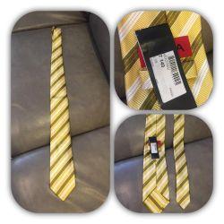 Итальянский новый галстук премиум-класса