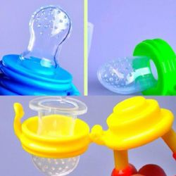 Nibblers, silicone nozzles !!!