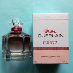 Guerlain Mon Guerlain Bloom of Rose toilet. water