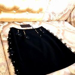 🖤Max Mara black skirt