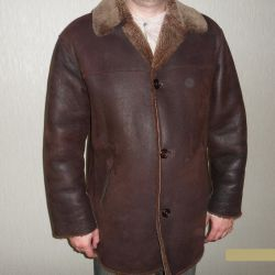I will sell a sheepskin coat natural, Turkey, solution 52-54