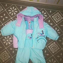 Winter, warm Orby suit solution 80 + 6 exchange