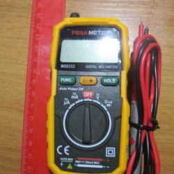 Multimeter pocket digital PM8232 New
