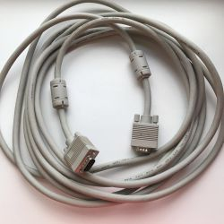 Cable AWM 2919 low voltage computer
