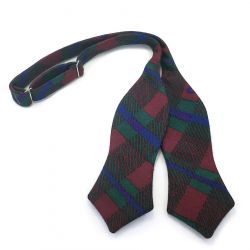 Bow tie made of wool, samovyaz.