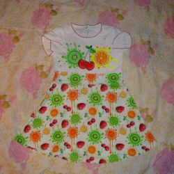 I will sell dresses solution 104-110