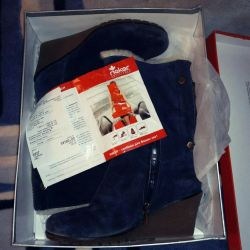 Διαπραγμάτευση! Νέες χειμωνιάτικες μπότες