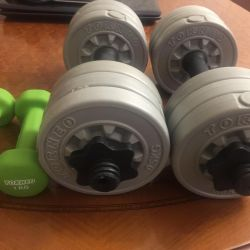New Torneo Dumbbells