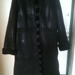 I will sell p56 sheepskin coat natural
