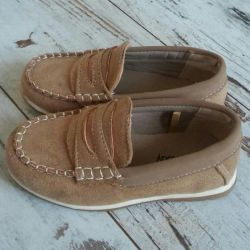 Moccasins for children