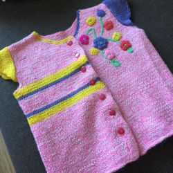 Vest for 4-6 years