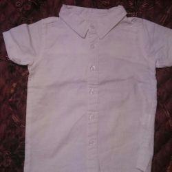 Продам новую рубашку 92 размера