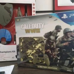 Sony PS4 Slim 1 tb Call of Duty Limited Edition-1