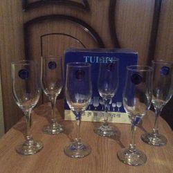 Glasses wine glasses new high quality