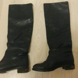 Basconi Boots Used